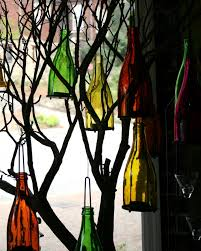 112 best bottle trees images on wine bottle trees