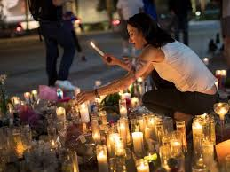Candle Lighting Chicago Las Vegas Shooting Stephen Paddock Booked Rooms Facing
