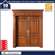 Wooden Main Door by Front House Main Door Designs Hotel Kerala House Main Door Design