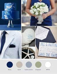 beautiful chic nautical wedding inspiration