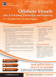 offshore vessels sale u0026 purchase chartering and financing
