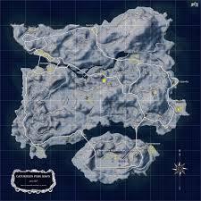 Esu Map Alternative Pubg Maps Topographic Realistic Raw Gis