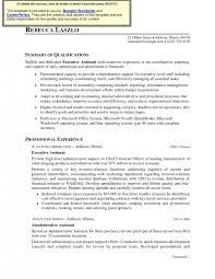 executive receptionist sample resume best receptionist resume