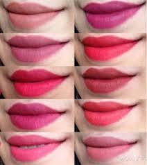 Wardah Lip Di Pasaran 8 lipstik matte lokal ini harganya di bawah 55 ribu hasilnya enggak