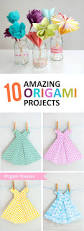 10 amazing origami projects tutorials origami craft and paper
