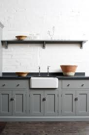 Dark Shaker Kitchen Cabinets Best 20 Shaker Kitchen Ideas On Pinterest Grey Kitchen
