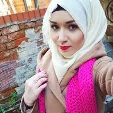 tutorial hijab nabiilabee hijabi style beautiful blackskin girls pinterest style