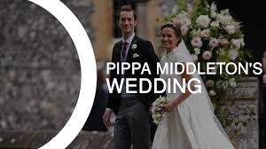 pippa middleton u0027s wedding party starts in style as vintage world