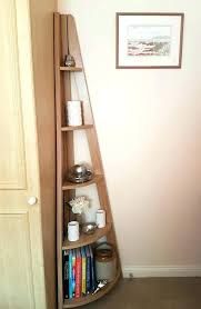 Low Corner Bookcase Corner Book Shelves Wood Book Shelves Small White Corner Bookcase