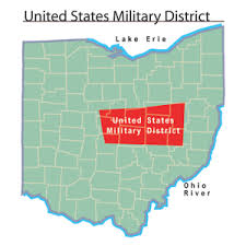 ohio on us map united states district ohio history central