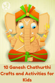 10 ganesh chaturthi crafts and activities for kids