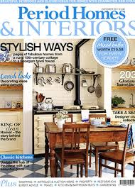 period homes and interiors interiors press