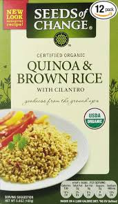 cr ence cuisine d inition amazon com seeds of change quinoa brown rice with cilantro 5 6