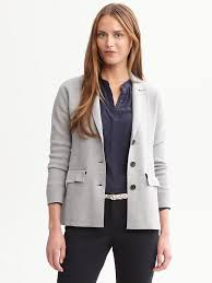 blazer sweater lovely layers the sweater jacket style all