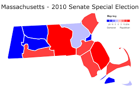 Florida Election Map by The Massachusetts Special Senate Election Aftermath The