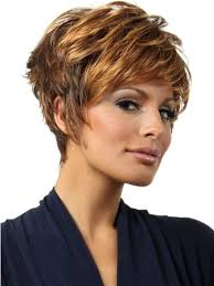 Funky Short Haircuts For Over 50 Hair