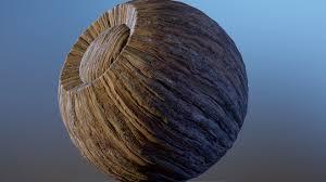 creating cypress bark in substance designer