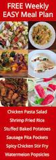 Free Dinner Ideas Free Weekly Meal Plan U2013 Week 27 Recipes U0026 Easy Dinner Ideas