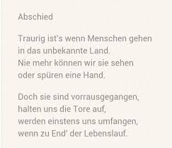 abschied spr che 16 best abschied images on condolences and quotes