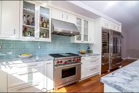 Denver Kitchen Island Stove Traditional With Recessed Lights