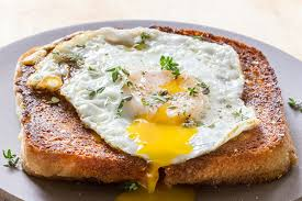 egg recipes for dinner easy croque madame ham and grilled cheese sandwich with fried egg