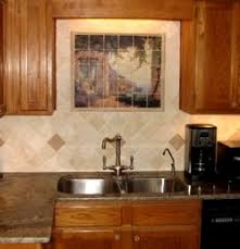 kitchen backsplash murals tile murals