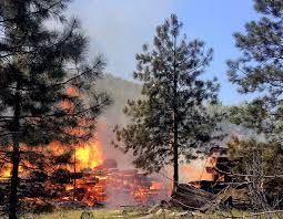 Wildfire Near Reno by Wildfire Forces Evacuation Of 168 Homes Near Leavenworth