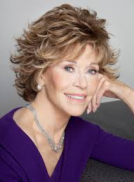 directions for jane fonda s haircut jane fonda short wavy layered synthetic hair capless wigs 8 inches