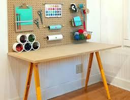 Craft Table Desk Diy Craft Table Workbench And Potting Table Ideas Bob Vila