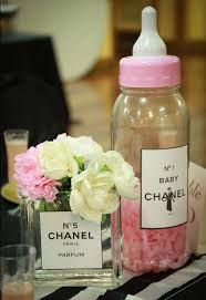chanel baby shower astonishing decoration chanel baby shower peachy ideas best 25 on