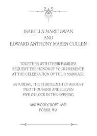 bridal invitation get and edward s wedding invitation bridalguide