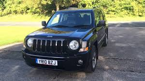 patriot jeep 2010 2010 10 jeep patriot 2 0 limited crd 5d 139 bhp leather privacy