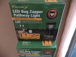 Malibu Solar Fence Lights by Malibu Low Voltage Landscape Led Bug Zapper Pathway Light