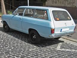 kadett opel opel kadett b caravan plastica fanale posteriore sx left rear