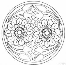 Buddhist Mandala Coloring Pages High Quality Coloring Pages Buddhist Coloring Pages