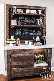 kitchen coffee bar ideas 30 charming diy coffee station ideas for all coffee homelovr