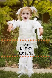 Kids Halloween Costumes 20 Kids Mummy Costume Ideas Diy Mummy Costume