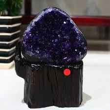buy wholesale lang uruguay amethyst geode druse