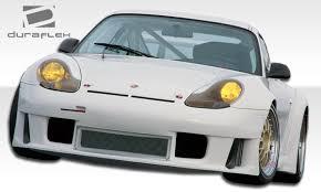 porsche 911 wide 996 c2 c4 gt3 r look wide kit 9 pc for porsche 911 99 01