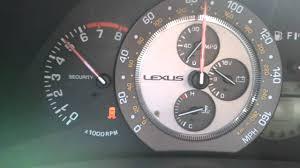 lexus is300 zero to sixty lexus is300 60 100mph exhaust leak vaccum leak youtube