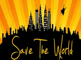 making a difference save the world posts as of december 3 2013