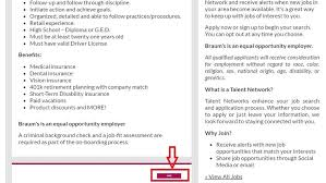 how to apply for braum u0027s jobs online at braums com careers