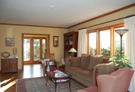 living room beautiful brown white colour combination