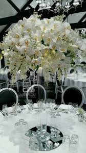 orchid centerpiece white orchid centerpiece more info amethyst wedding