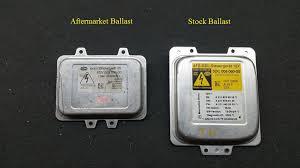 hid fog light ballast hid fog lights headlight install guide 211 e series may work on