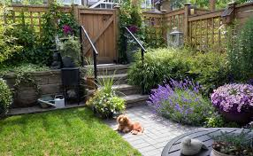 costs for a basic pet friendly garden zones