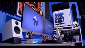 Gaming Setup One Of The Best Setups Ever Ultra Clean Gaming Setup 2016 Youtube