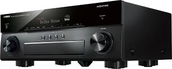 dual zone home theater receiver yamaha aventage 7 2 ch 4k ultra hd a v home theater receiver