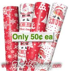 cheap wrapping paper fox deal of the week cheap wrapping paper