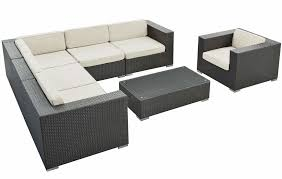 great sectional sofa outdoor outdoor sectional sofa 5 pieces couch